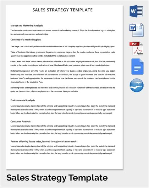 sample hr strategy  documents