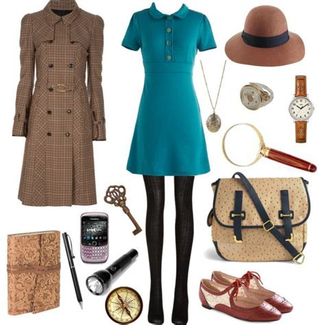 Thursday Three Inspired By Nancy Drew by Quot Nancy Drew Quot By Kiannameow On Polyvore Stylin