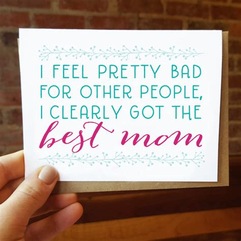 Other Words For Handmade - mothers day card best greeting card