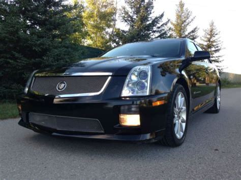 automobile air conditioning service 2006 cadillac sts v regenerative braking sell used 2006 cadillac sts v low miles low reserve in traverse city michigan united states
