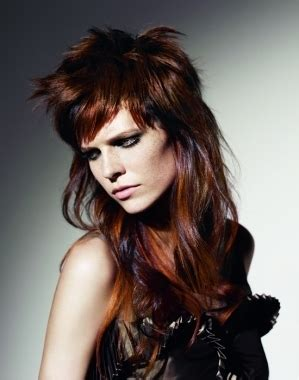 punk hairstyles bangs punk hairstyles ideas for girls