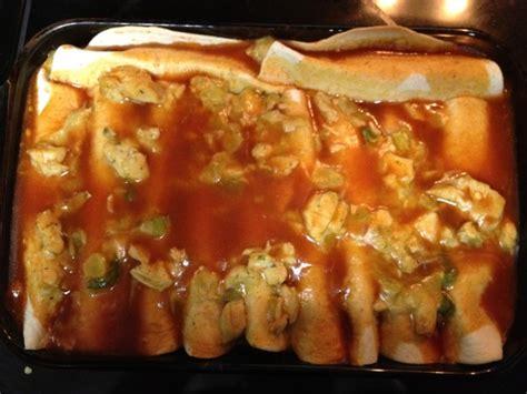 Pantry Raid Recipes by Pantry Raid Enchiladas Recipe Food
