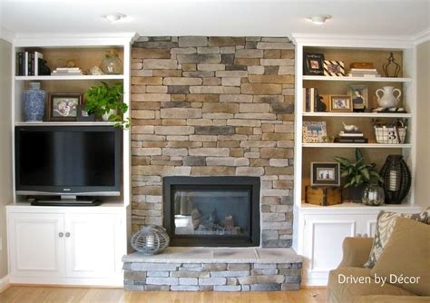 built ins around fireplace exactly what i want