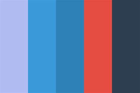 flat color palette flat design color palette