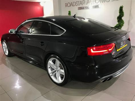 Audi A5 3 0 Tfsi by Used 2012 Audi A5 3 0 Tfsi Sportback S Tronic Quattro 5dr