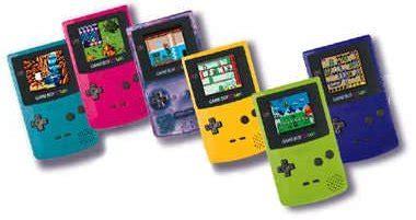 top gameboy color portable nl gameboy de geschiedenis werelds