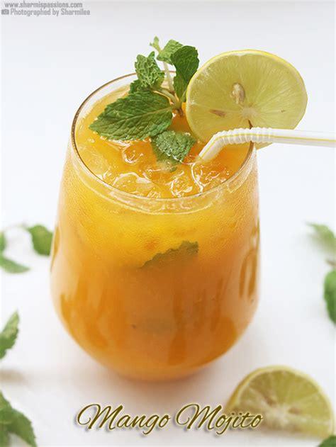 mango mojito recipe mango mojito recipe
