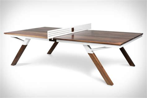 Ping Pong Meeting Table Woolsey Ping Pong Table For Both Recreation And Conference Rooms Homecrux