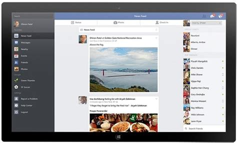 themes for facebook app facebook app and remote desktop launch for windows 8 1