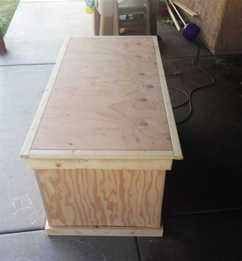 diy hope chest myoutdoorplans  woodworking plans