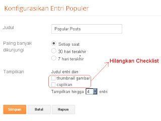 cara mudah membuat link warna warni di blog cara mudah membuat popular post warna warni