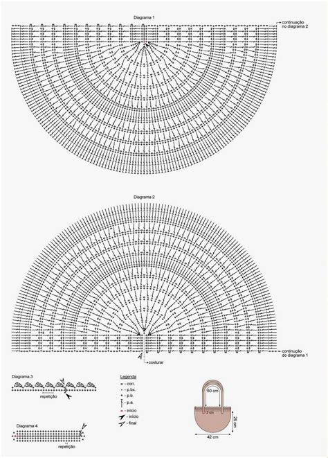 Tecendo Artes em Crochet: Bolsa Lindona!