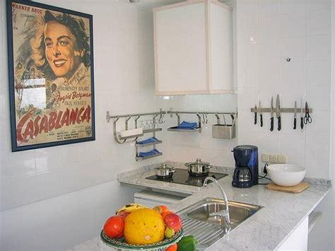 Apartment Küche by Ferienwohnung Lanzarote Apartment Casablanca