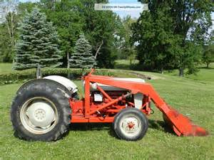 ford 600 tractor front hydraulic loader
