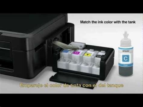 Tinta Printer Epson L Series Maxigraph Photomax L Yellow how to install l series printers funnydog tv
