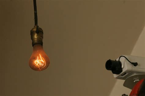 Oldest Light Bulb by The Centennial Light Bulb Burning Strong For 113 Years A