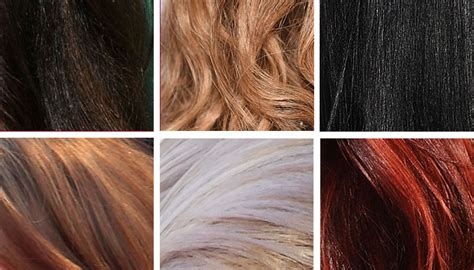 portland magazine best hair how to find your dream hair color