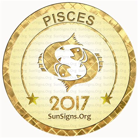 pisces horoscope 2017 predictions sun signs