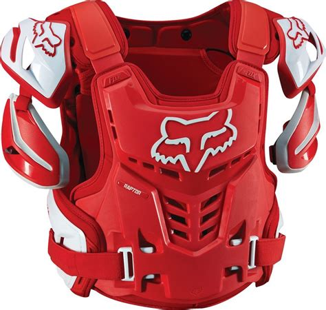 Protector Fox Armor Tipe Standard Standar Protector Fox Arm 199 95 fox racing mens raptor ce protection vest 1014575