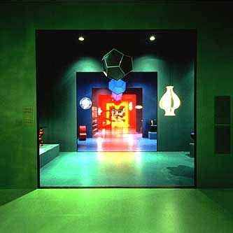 verner panton le light and color are closely linked the by verner panton