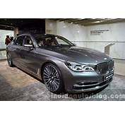 2016 BMW 7 Series X1 New 3 Teased For Auto Expo