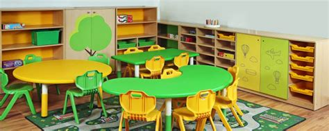 Preschool Kitchen Furniture kindergarten classroom furniture preschool classroom tables