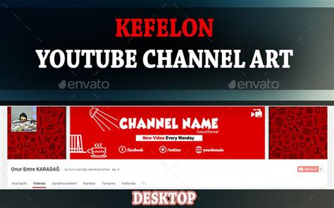 15 best youtube channel art banner psd template designyep