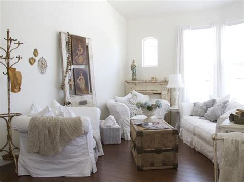 Chic Living Room Furniture by 52 Ways Incorporate Shabby Chic Style Into Every Room In