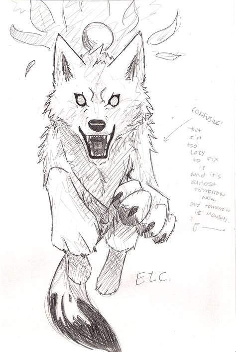 pattern drawing wolf drawing a wolf tutorial 7 of 7 by wolfsouled on deviantart