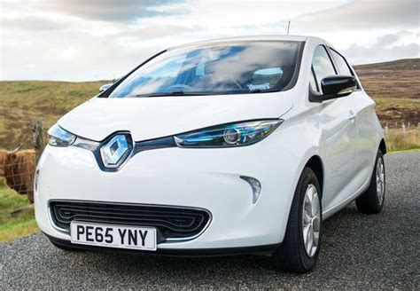 Renault Electric 2020 by Renault To Electric Car Range By 2020