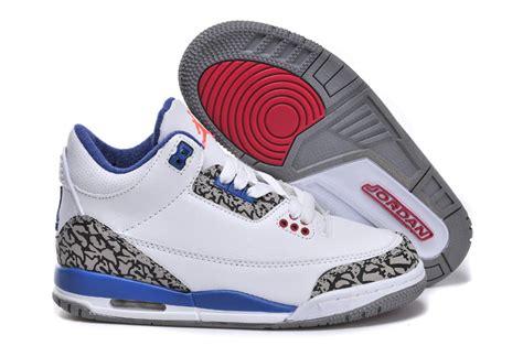 air kid shoes a best nike air 3 shoes kid s white blue