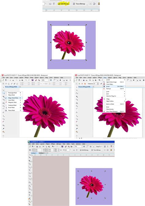 corel draw x7 remove background how to delete a white background in corel draw x7