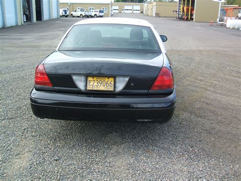 2007 Ford Crown by 2007 Ford Crown Interceptor Corvallis Or