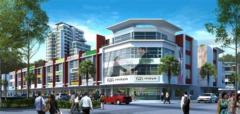 shop house iskandar putri nusajaya commercial shop house hot new launch