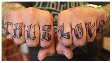 love tattoo knuckles true love knuckles by inspirationstattoos on deviantart