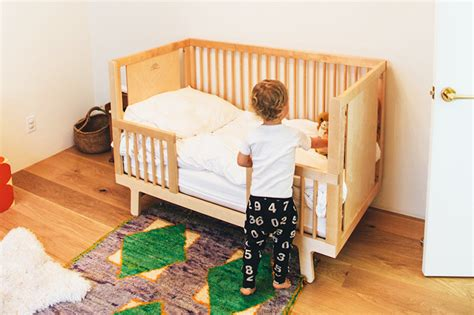 how to make a toddler bed transitioning to toddler bed