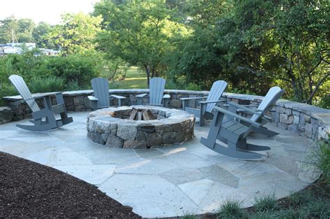 outdoor firepits triyae backyard pit images various design