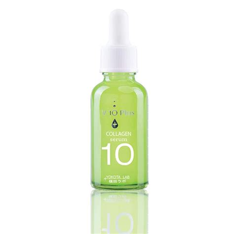 V10 Plus Amino Serum 10ml v 10 plus spacio the secrets of