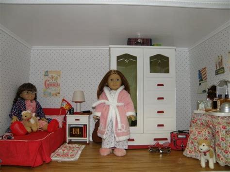 american girl bedroom ideas molly s bedroom american girl doll patterns and ideas