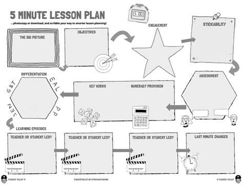 5 minute stories 5 minute stories the 5 minute lesson plan template teachertoolkit