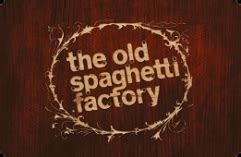 Spaghetti Factory Gift Cards - check the old spaghetti factory gift card balance giftcardplace com