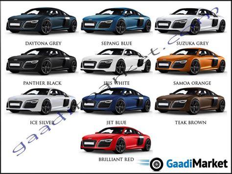 audi colors 13 best audi colour options images on autos