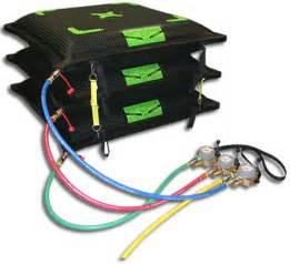Hazmat Table 161 0 Series High Pressure Flat Form Bags