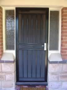 Security Front Screen Doors Wrought Iron Security Door Outside Wrought Iron Security Doors Security Door