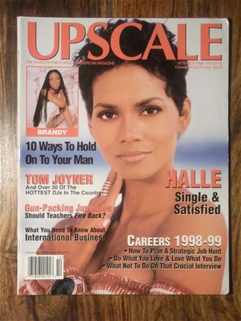 Magazine Bosses Back At Halle Berry by 1000 Images About Magazine Back Issues On