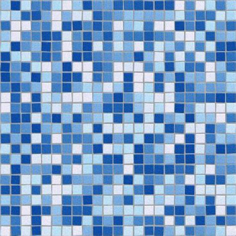 mosaic pattern background blue mosaic tile background seamless pattern background or