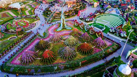 how to get to miracle garden dubai