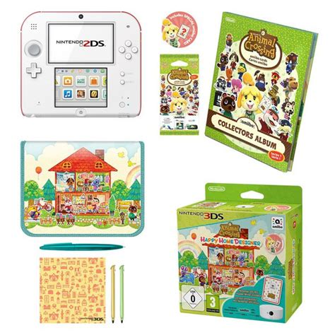 home design ds game nintendo 2ds animal crossing happy home designer nfc