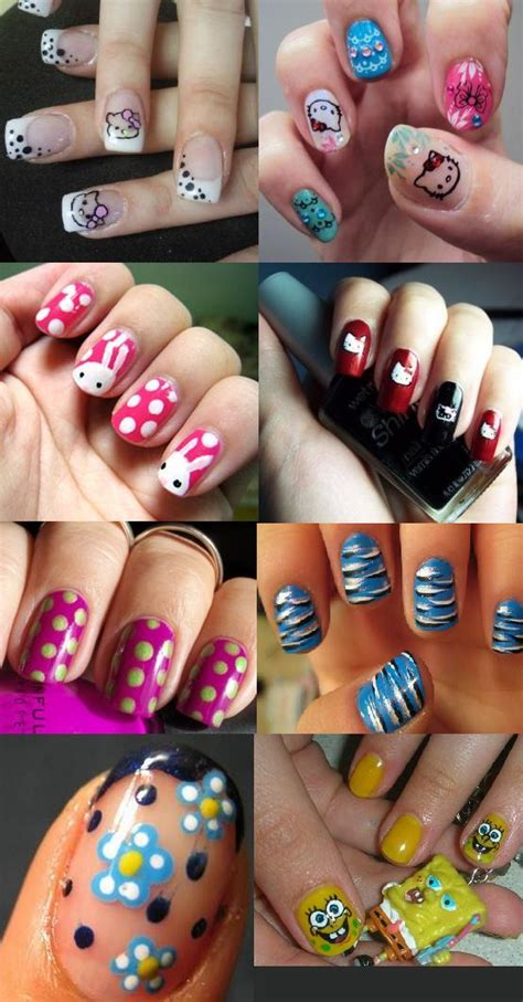 funky nail for nails how you can do it at home
