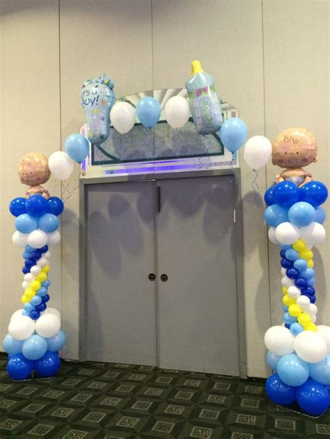 Balloon Arch Decorations For Baby Shower by 62 Best Baby Showers Decoration Images On
